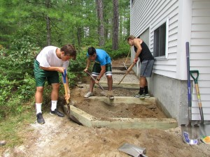 "Camp Robin Hood Kicks Off ""Soak up the Rain"" Program"