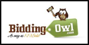 Bidding Owl Logo