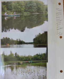 Maine guide Jeff McEvoy leads river trip