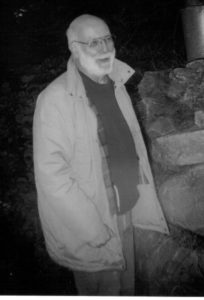 JIm Clemons WQM volunteer 2002